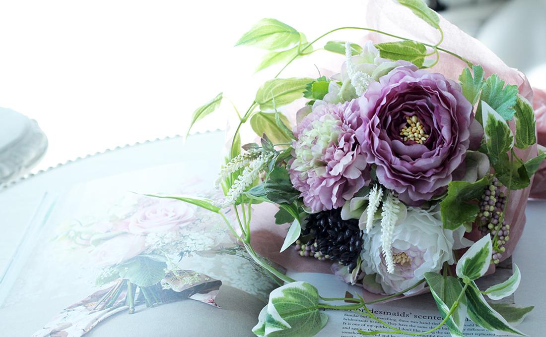 上質な花材